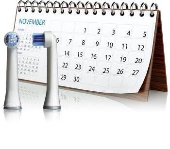 Refill kalender